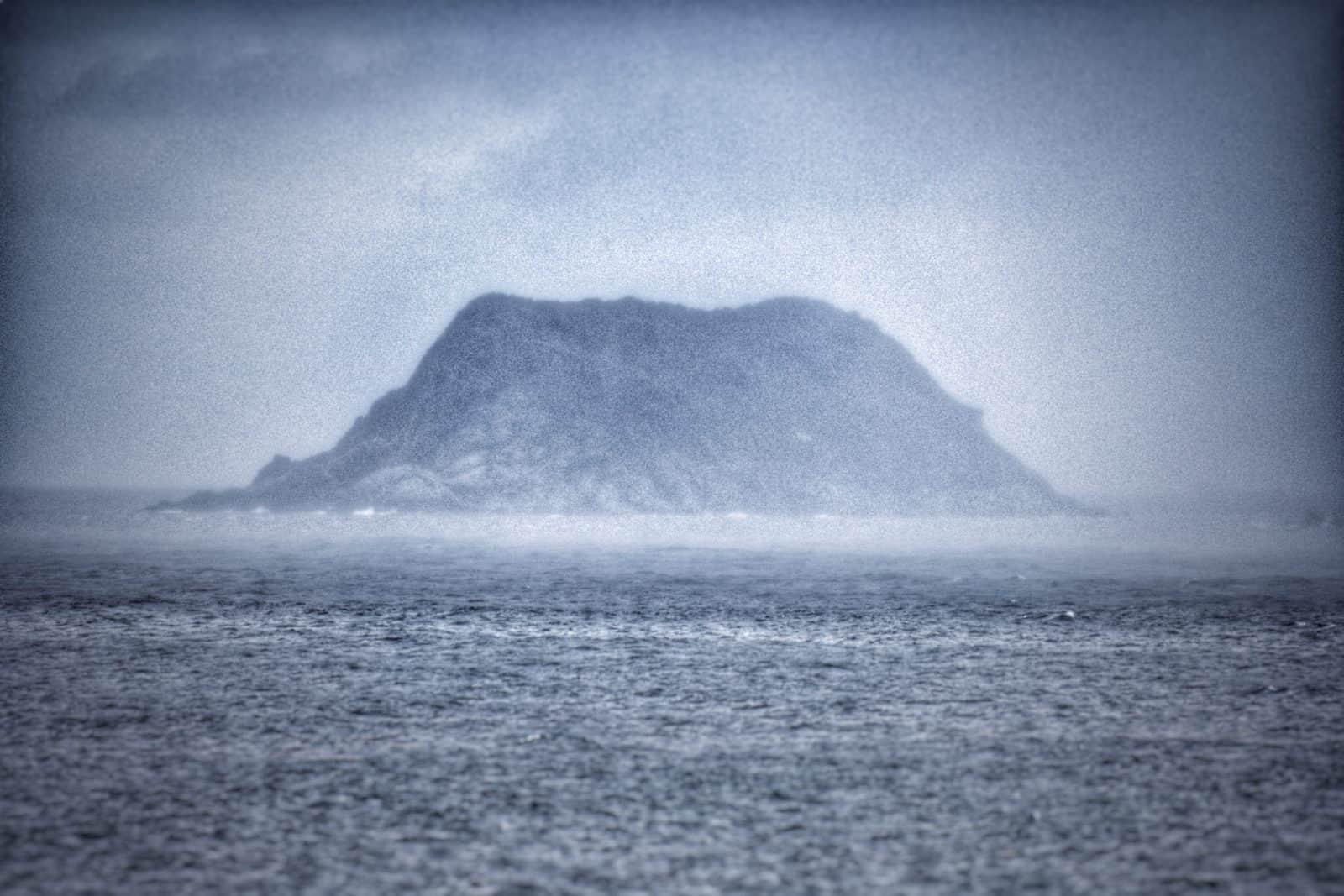 Island in the Rain