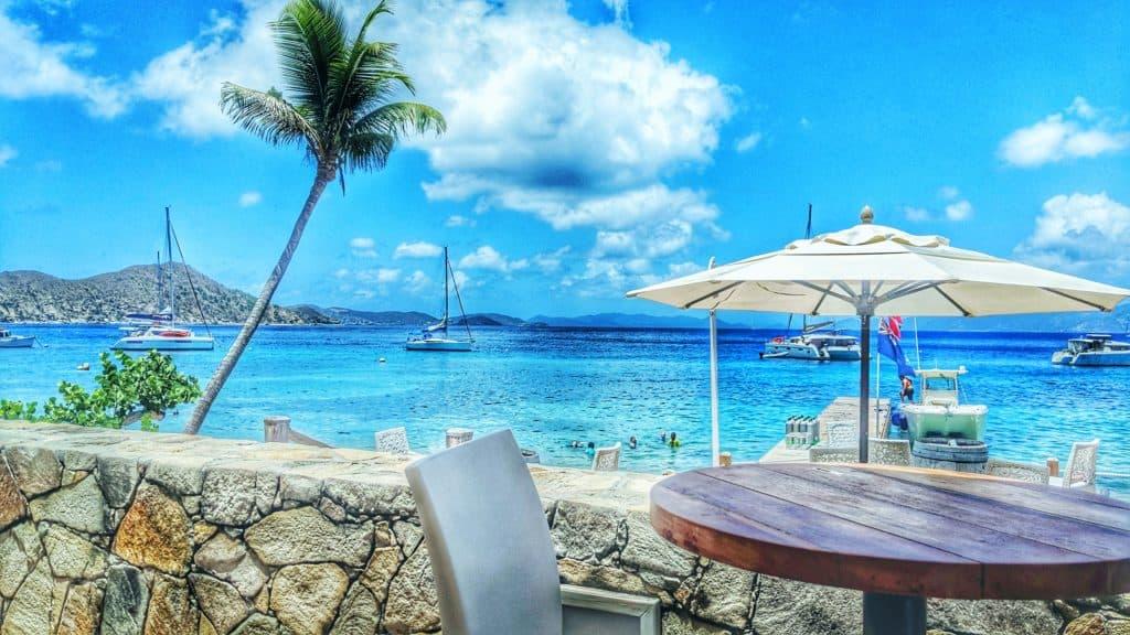 Cooper Island Beach Club