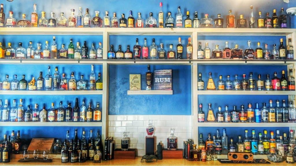 Cooper Island Rum Bar