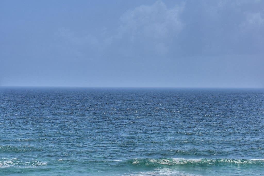 Hazy Horizon