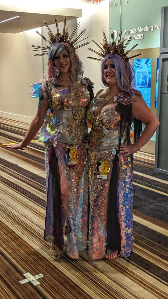 Atlantean Ladies